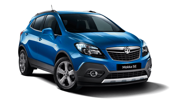 View all the Vauxhall Mokka we have in stock