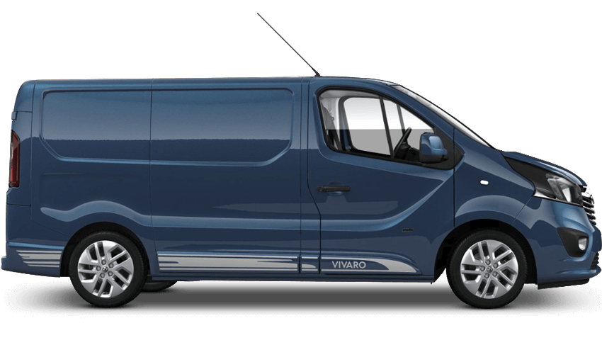 New Vauxhall Vivaro Limited Edition Nav Offers