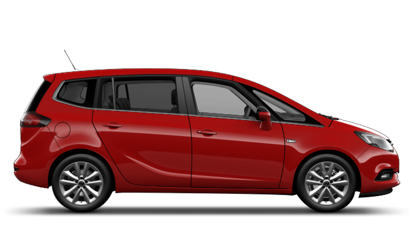 Zafira Tourer Design